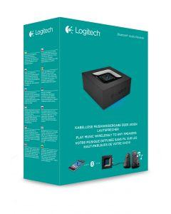Logitech 980-000912 Bluetooth-muusikavastuvõtja 20 m Must