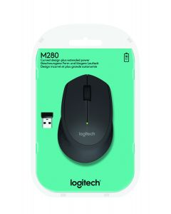 Logitech M280 hiir Raadioside Optiline 1000 DPI Parempoolne