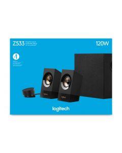 Logitech Z533 kõlarikomplekt 2.1 kanalid 60 W Must