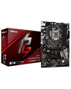 Mainboard|ASROCK|Intel Z390 Express|LGA1151|ATX|3xPCI-Express 3.0 1x|2xPCI-Express 3.0 16x|1xM.2|Memory DDR4|Memory slots 4|1xHD