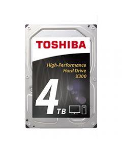 """Toshiba X300 4TB 3.5"""" 4000 GB Jada ATA III"""