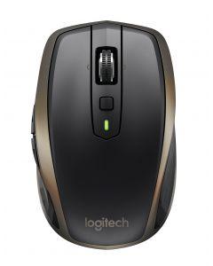 Logitech MX Anywhere 2 hiir Parempoolne RF juhtmeta + Bluetooth Laser 1000 DPI