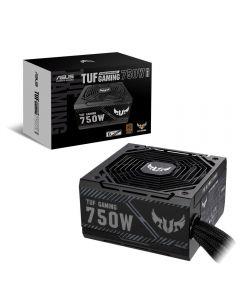 ASUS TUF-GAMING-750B toiteallika komponent 750 W 20+4 pin ATX ATX Must