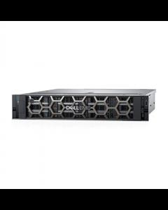 "Dell PowerEdge R540 Rack (2U), Intel Xeon, Silver 1x4210, 2.2 GHz, 13.75 MB, 20T, 10C, RDIMM DDR4, 2666 MHz, No RAM, No HDD, Up to 12 x 3.5"", Hot-swap hard drive bays, PERC H730P, Dual, Hot-plug, Redundant, Power supply 750 W, On-Board LOM 2x1Gb, iDRAC9 E"