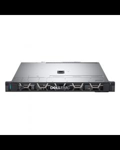 "Dell PowerEdge R240 Rack (1U), Intel Xeon, E-2234, 3.6 GHz, 8 MB, 8T, 4C, UDIMM DDR4, 2666 MHz, No RAM, No HDD, Up to 4 x 3.5"", Hot-swap hard drive bays, PERC H330, Single, Cabled, Power supply 450 W, On-Board LOM, iDRAC9 Basic, Static Rails, No OS, Warra"