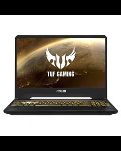 "Asus TUF Gaming FX505DT-HN482T Gold Steel, 15.6 "", IPS, FHD, 1920x1080 pixels, Matt, AMD, Ryzen 7 3750H, 8 GB, DDR4-2400 SO-DIMM, SSD 512 GB, NVIDIA GeForce GTX 1650, GDDR5, 4 GB, No ODD, Windows 10 Home, 802.11ac, Bluetooth version 5.0, Keyboard language"