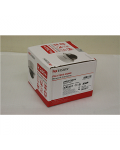 """SALE OUT. Hikvision IP kamera DS-2CD2145FWD-I F2.8, DOME, Powered by DARKFIGHTER, EasyIP 3.0, H.265+; 4MP,2.8mm(109°), 1/2.7"""" Progressive Sc Hikvision IP Camera DS-2CD2145FWD-I F2.8 Dome, 4 MP, 2.8mm, Power over Ethernet (PoE), IP67, IK10, H.265+/H.264+,"""