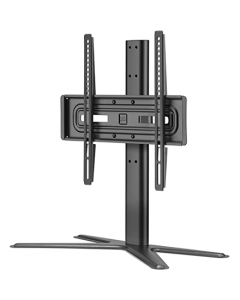 """ONE For ALL Solid Table top TV Stand WM4471 32-65 """", Maximum weight (capacity) 40 kg, Black"""
