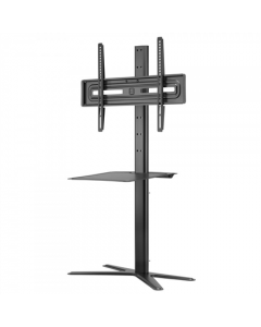 """ONE For ALL Solid TV Stand WM4672 32-70 """", Maximum weight (capacity) 25 kg, Black"""