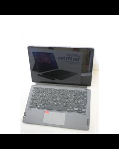 "SALE OUT. Lenovo IdeaTab P11 Pro J706F 11.5 WQXGA Qualcomm Snapdragon 730G/6GB/128GB/Qualcomm Adreno 618/Android 10/Grey/Touch Lenovo IdeaTab P11 Pro J706F 11.5 "", Slate Grey, WQXGA, 2560 x 1600 pixels, Qualcomm Snapdragon 730G, 6 GB, 128 GB, Wi-Fi, Front"