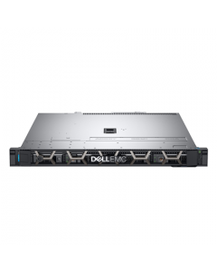 "Dell PowerEdge R240 Rack (1U), Intel Xeon, E-2224, 3.4 GHz, 8 MB, 4T, 4C, 1x16 GB, UDIMM DDR4, 2666 MHz, 1000 GB, 7200 RPM, SATA, Up to 4 x 3.5"", Hot-swap hard drive bays, PERC H330, Single, Cabled, Power supply 450 W, On-Board LOM, iDRAC9 Basic, Static R"