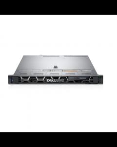 "Dell PowerEdge R440 Rack (1U), Intel Xeon, 2x Silver 4210, 2.2 GHz, 13.75 MB, 20T, 10C, 2x16 GB, RDIMM, 2666 MHz, SSD 480 GB, Up to 8 x 2.5"", Hot-swap hard drive bays, PERC H730P, Dual, Hot-plug, Redundant, Power supply 550 W, On-Board LOM Dual Port 1GBE,"