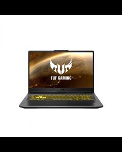 """Asus TUF Gaming A17 FA706IU-H7170T Fortress Gray, 17.3 """", IPS, FHD, 1920 x 1080 pixels, Matt, AMD, Ryzen 7 4800H, 16 GB, DDR4, SSD 512 GB, NVIDIA GeForce GTX 1660Ti, GDDR6, 6 GB, No ODD, Windows 10 Home, 802.11ac, Bluetooth version 5.0, Keyboard language"""