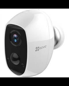 EZVIZ IP Camera  Mini Trooper 2 CS-C3A + station 4G CS-WLB-B1-EUP 2 MP, 2.2mm, IP65; Motion detection; Built-in 100dB Siren, H.264, MicroSD, max. 128 GB