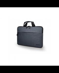 """PORT DESIGNS Belize Fits up to size 13.3 """", Black, Shoulder strap, Toploading laptop case"""