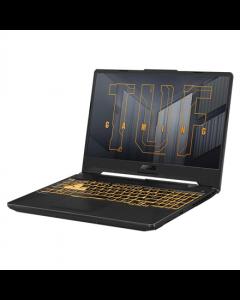 "Asus TUF Gaming F15 FX506HCB-HN143T Eclipse Gray, 15.6 "", IPS, FHD, 1920 x 1080 pixels, Gloss, Intel Core i7-11800H, i7-11800H, 16 GB, DDR4, SSD 512 GB, NVIDIAGeForceRTX3050, GDDR6, 4 GB, No Optical Drive, Windows 10 Home, 802.11ax, Bluetooth version 5"