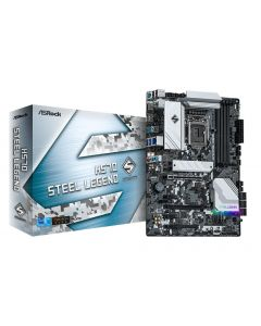 Mainboard|ASROCK|Intel H570|LGA1200|ATX|3xPCI-Express 3.0 1x|1xPCI-Express 3.0 16x|1xPCI-Express 4.0 16x|3xM.2|Memory DDR4|Memor