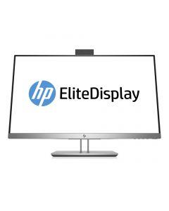 "HP EliteDisplay E243d 60,5 cm (23.8"") 1920 x 1080 pikslit Full HD LED Hall, Hõbe"