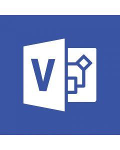 Microsoft Visio 2019 1 litsents(i) Mitmekeelne