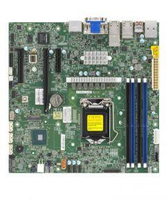 SERVER MB W480 MATX/MBD-X12SCZ-TLN4F-O SUPERMICRO