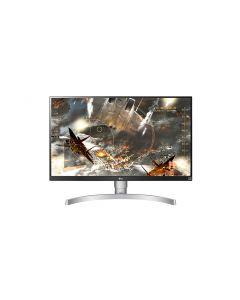 """LG 27UL650-W LED display 68,6 cm (27"""") 3840 x 2160 pikslit 4K Ultra HD Hõbe"""