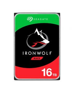 """Seagate IronWolf ST16000VN001 sisemine kõvaketas 3.5"""" 16000 GB Jada ATA III"""