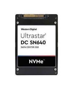 SSD WESTERN DIGITAL ULTRASTAR SSD series Ultrastar DC SN640 960GB PCIE NVMe NAND flash technology TLC Write speed 1190 MBytes/se
