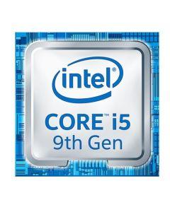 CPU|INTEL|Core i5|i5-9600K|Coffee Lake|3700 MHz|Cores 6|9MB|95 Watts|GPU UHD 630|OEM|CM8068403874405SRG11