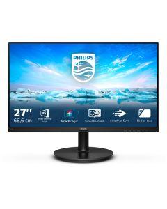 """Philips V Line 272V8A/00 PC lamekuvar 68,6 cm (27"""") 1920 x 1080 pikslit Full HD LCD Must"""