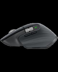 Logitech MX Master 3 hiir RF juhtmeta + Bluetooth Laser 4000 DPI Parempoolne