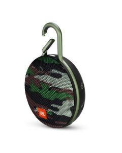 Portable Speaker|JBL|CLIP 3|Portable/Waterproof/Wireless|1xAudio-In|1xMicro-USB|Bluetooth|Camouflage|JBLCLIP3BCAMO