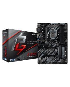 Mainboard|ASROCK|Intel Z390 Express|LGA1151|ATX|3xPCI-Express 3.0 1x|2xPCI-Express 3.0 16x|2xM.2|Memory DDR4|Memory slots 4|1x15