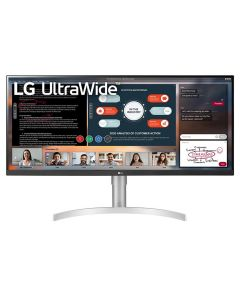 "LG 34WN650-W LED display 86,4 cm (34"") 2560 x 1080 pikslit UltraWide Full HD Valge"