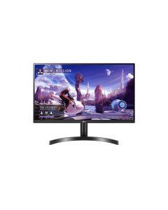 """LG 27QN600-B PC lamekuvar 68,6 cm (27"""") 2560 x 1440 pikslit Quad HD Must"""
