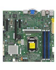 SERVER MB W480 MATX/MBD-X12SCZ-F-O SUPERMICRO