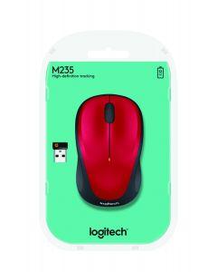 Logitech M235 hiir Raadioside Optiline Mõlemakäeline