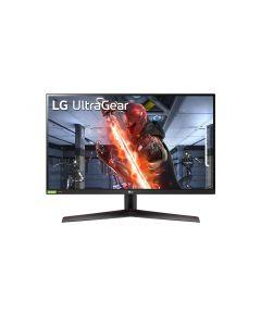 "LG 27GN600-B PC lamekuvar 68,6 cm (27"") 1920 x 1080 pikslit Full HD LED Must, Punane"