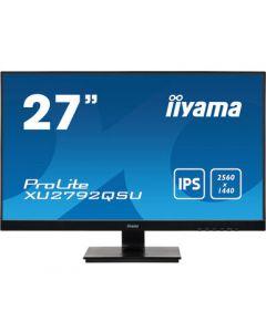 """iiyama ProLite XU2792QSU-B1 PC lamekuvar 68,6 cm (27"""") 2560 x 1440 pikslit WQXGA LED Must"""