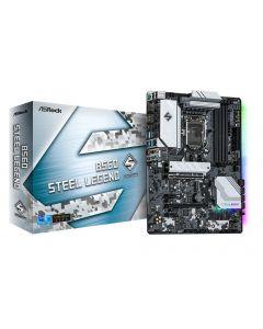 Mainboard|ASROCK|Intel B560|LGA1200|ATX|Memory DDR4|Memory slots 4|2xPCI-Express 16x|2xPCI-Express 3.0 1x|2xM.2|1xHDMI|1xDisplay