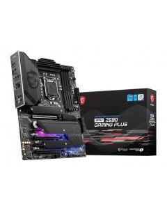 MSI MPG Z590 GAMING PLUS emaplaat Intel Z590 LGA 1200 ATX