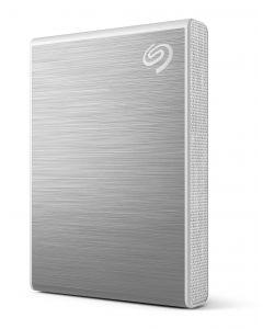 Seagate One Touch STKG1000401 väline SSD-ketas 1000 GB Hõbe