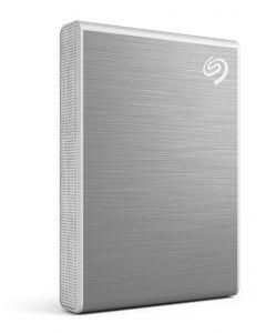 Seagate One Touch STKG500401 väline SSD-ketas 500 GB Hõbe