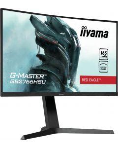 "iiyama G-MASTER GB2766HSU-B1 LED display 68,6 cm (27"") 1920 x 1080 pikslit Full HD Must"