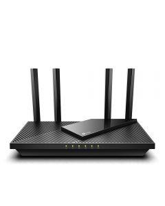 TP-LINK Archer AX55 juhtmevaba ruuter Gigabit Ethernet Kaks sagedusala (2,4 GHz / 5 GHz) Must