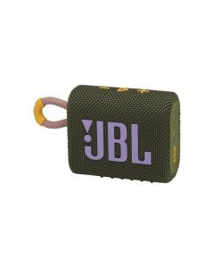 Portable Speaker JBL GO3 Portable/Wireless Bluetooth Green JBLGO3GRN
