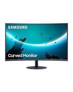 "Samsung C27T550FDR 68,6 cm (27"") 1920 x 1080 pikslit Full HD Sinine, Hall"
