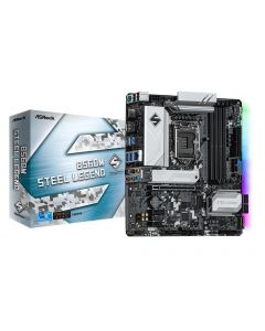 Mainboard|ASROCK|Intel B560|LGA1200|MicroATX|2xPCI-Express 3.0 1x|1xPCI-Express 4.0 16x|2xM.2|Memory DDR4|Memory slots 4|1xHDMI|