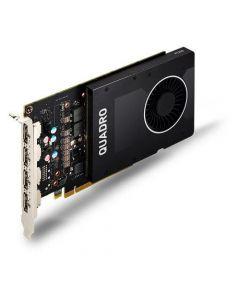 Graphics Card|SUPERMICRO|5 GB|160 bit|PCIE 3.0 16x|GDDR5X|4xDisplayPort|GPU-NVQP2200-EU