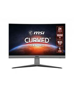 """MSI MAG ARTYMIS 242C 59,9 cm (23.6"""") 1920 x 1080 pikslit Full HD Must"""