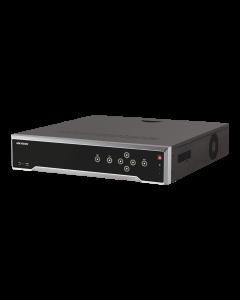 Hikvision salvesti 32 IP kanalit + 8 analüütika kanalit